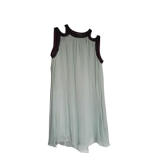 Robe mi-longue ANTIK BATIK Vert