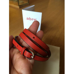 Bracelet ABRO Orange