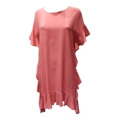 Robe courte ANNARITA N Rose, fuschia, vieux rose