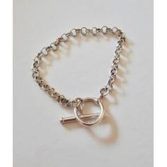 Bracelet ATELIER ARTISANAL Argenté, acier