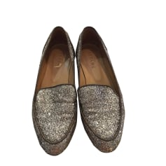 Loafers SÉZANE Golden, bronze, copper