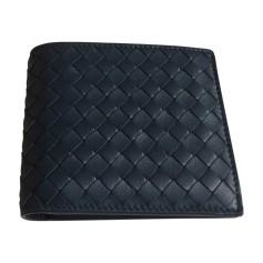 Wallet BOTTEGA VENETA Blue, navy, turquoise