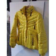 Down Jacket JUST CAVALLI Yellow