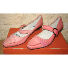 Ballet Flats COCO & ABRICOT Pink, fuchsia, light pink