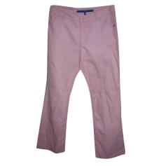 Straight Leg Jeans ESCADA SPORT Pink, fuchsia, light pink