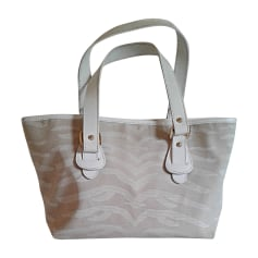 Non-Leather Handbag FENDI Beige, camel
