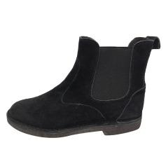 Bottines & low boots plates BAGATT Noir