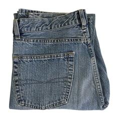 Jeans droit HUGO BOSS Bleu, bleu marine, bleu turquoise
