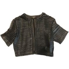 Blazer, veste tailleur ADOLFO DOMINGUEZ Noir