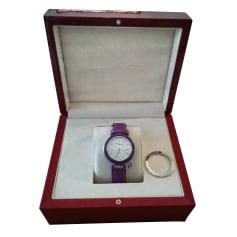 Wrist Watch SALVATORE FERRAGAMO Purple, mauve, lavender