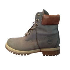 Bottines TIMBERLAND Gris, anthracite