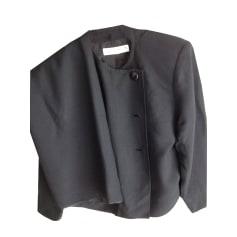 Tailleur jupe LANVIN Noir