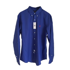 Shirt RALPH LAUREN Blue, navy, turquoise