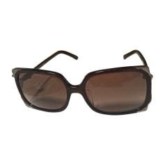 Sunglasses FENDI Brown