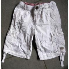 Bermuda Shorts PEPE JEANS White, off-white, ecru
