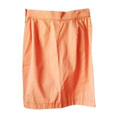 Tailleur jupe THIERRY MUGLER Orange