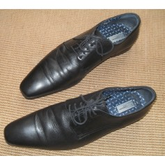 Chaussures à lacets BILLTORNADE Noir