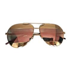 Sonnenbrille DIOR Gold, Bronze, Kupfer