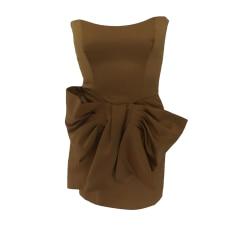 Mini-Kleid FOLEY + CORINNA Gelb
