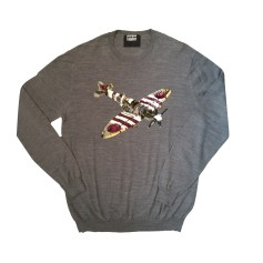 Sweater MARKUS LUPFER Gray, charcoal