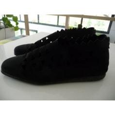 Bottines & low boots plates ARCHE Noir