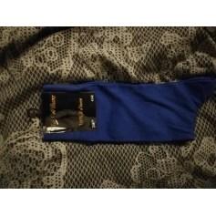 Calze SIR WILLIAMS Blu, blu navy, turchese