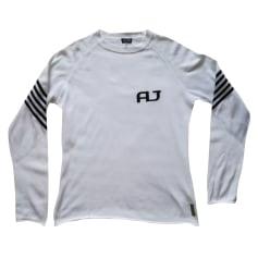 Maglione ARMANI JEANS Bianco, bianco sporco, ecru