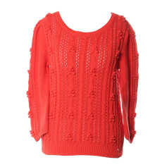 Sweater DES PETITS HAUTS Orange