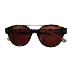 Sunglasses BALLY Brown