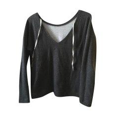 Sweater DES PETITS HAUTS Gray, charcoal