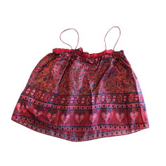 Blouse BA&SH Red, burgundy