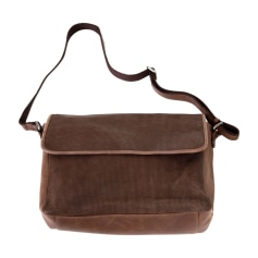 Shoulder Bag GIORGIO ARMANI Brown