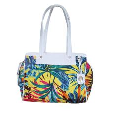 Leather Handbag MAC DOUGLAS Multicolor