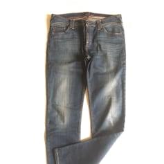 Jeans slim ARMANI JEANS Bleu