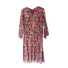 Robe mi-longue ARMAND VENTILO Multicouleur