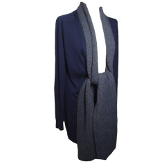 Vest, Cardigan ACNE Blue, navy, turquoise