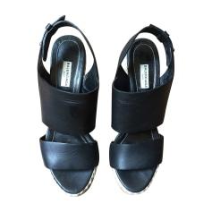 Wedge Sandals BALENCIAGA Black