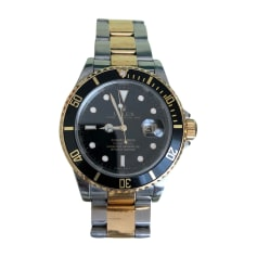 Wrist Watch ROLEX Gray, charcoal
