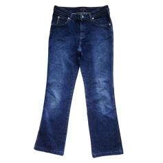 Jeans évasé, boot-cut ARMANI JEANS Bleu, bleu marine, bleu turquoise