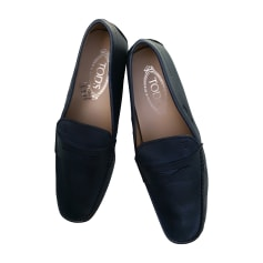 Loafers TOD'S Blue, navy, turquoise