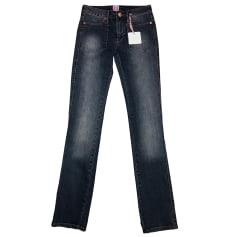 Jeans droit SASS & BIDE Bleu, bleu marine, bleu turquoise