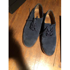 Lace Up Shoes THE KOOPLES Blue, navy, turquoise