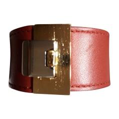 Armband BALENCIAGA Rot, bordeauxrot