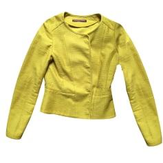 Blazer COMPTOIR DES COTONNIERS Yellow
