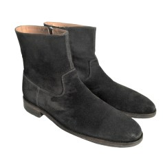Ankle Boots ATELIER VOISIN Gray, charcoal