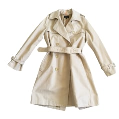 Imperméable, trench A.P.C. Beige, camel