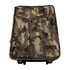 Briefcase PRADA impression militaire