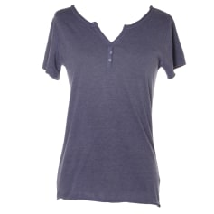 Top, tee-shirt BERENICE Violet, mauve, lavande