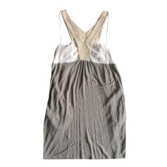 Mini Dress IRO Gray, charcoal