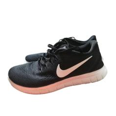 Sneakers NIKE Free Black